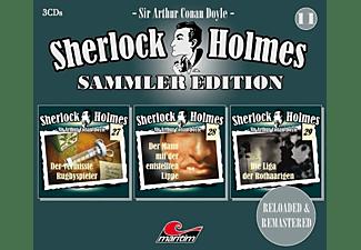 Sherlock Holmes Sammler Edition - Folge 11  - (CD)