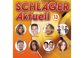 VARIOUS - Schlager Aktuell 13  - (CD)