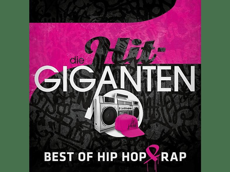 VARIOUS - DIE HIT GIGANTEN BEST OF HIP HOP & RAP [CD]