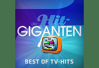 VARIOUS - DIE HIT GIGANTEN BEST OF TV-HITS  - (CD)