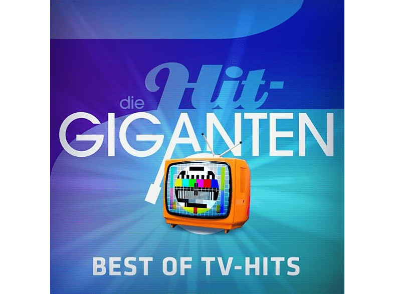 VARIOUS - DIE HIT GIGANTEN BEST OF TV-HITS [CD]
