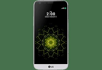 "Móvil - LG G5, 32GB, pantalla 5.3"" QHD, Quad-Core, red 4G, Plata"