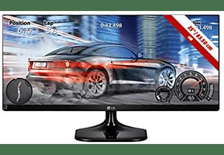 """Monitor gaming - LG 25UM58-P , 25"""", 2560x1080, 5ms, IPS, 21:9, Negro"""