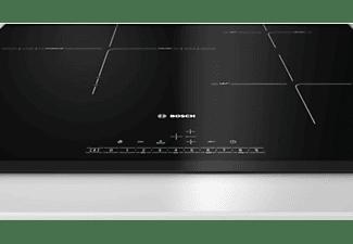 Encimera - Bosch PID651FC1E, Eléctrica, Inducción, 3 zonas, 32 cm, Integrable, Detección recipiente, Negro