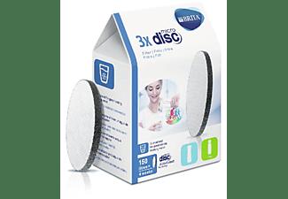 Filtros de agua - Brita 3x MicroDisc Disco 3pieza(s), pack para 3 meses