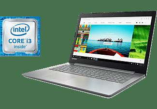 "Portátil - Lenovo Ideapad 320-15ISK, 15.6"", HD, Intel® Core™ i3-6006U, 8GB RAM, 1TB, Gris Platino"