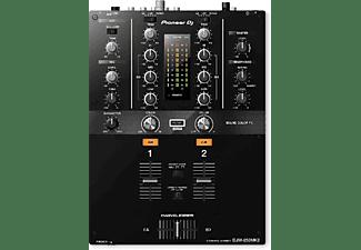 Mesa de mezclas - Pioneer DJ DJM-250MK2, 2 canales, 24 bit/48 kHz, EQ 3 bandas, Rekordbox