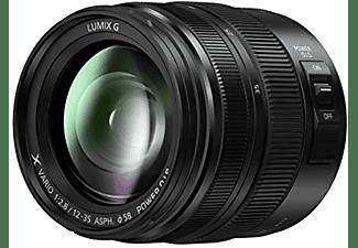 Objetivo - Panasonic Lumix G H-HSA12035 II, 12-35 mm, 73.8 mm, F2.8, Negro