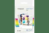 Película fotográfica - Polaroid ZINK, 10 hojas, Para Polaroid POP