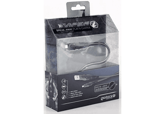 Accesorio  - Gioteck TX Viper Break-Away Play & Charge - Gioteck, PS4