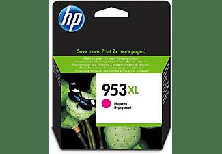Cartucho de tinta - HP 953XL, Magenta, F6U17AE