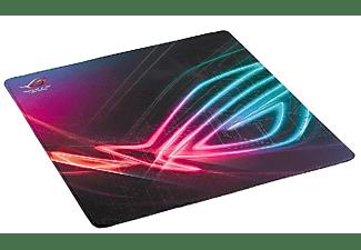 Alfombrilla de ratón - ROG Strix Edge, Bordado antidesgaste, Base antideslizante, Multicolor