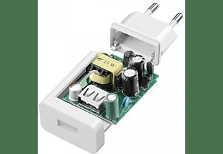Cargador universal para móvil - Cellularline 8018080303906, Blanco