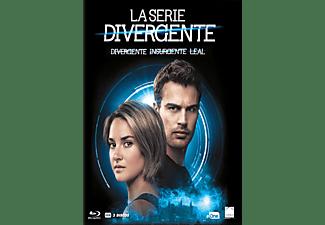 Box Saga Divergente - Blu-ray