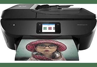 Impresora Multifunción- HP ENVY Photo 7830, WiFi, Móvil, 4800x1200, 256MB, 15/10ppm, Pantalla táctil