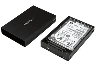 """Caja para Disco - StarTech.com S251BU31315 Caja USB 3.1 10 Gbps para DD SSD de 2,5"""" SATA USB-A USB-C"""