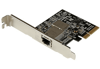 Tarjeta de Red - StarTech.com ST10GSPEXNB Tarjeta Ethernet PCI Express 1 Puerto 10GBase-T/NBASE-T