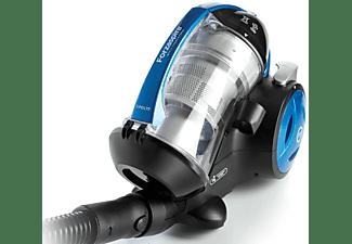 Aspirador sin bolsa - Polti Forzaspira MC350 Turbo & Fresh, Bagless multiciclónico, Potencia 700W, 1.8l