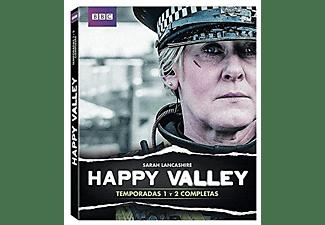 Happy Valley Temporada 1 y 2 DVD