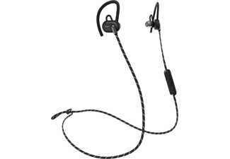 HOUSE OF MARLEY Active - Auricolare Bluetooth (In-ear, Nero)