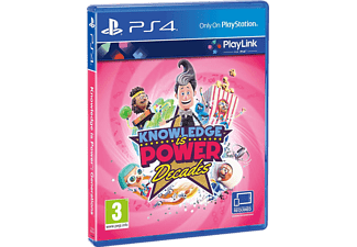 PS4 - Knowledge is Power : Generations /Multilingue