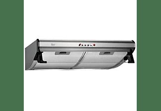 Campana - Teka C 6310, 235 m3/h, 3 velocidades, Lámparas halógenas, Inox