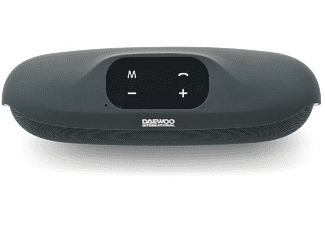 Altavoz inalámbrico - Daewoo DBT-04, Bluetooth, Radio FM, Manos libres