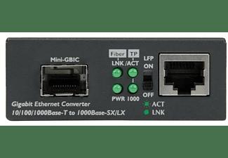 Conversor Medios - StarTech.com MCM1110SFP Conversor Medios Ethernet Gigabit a SFP Abierto