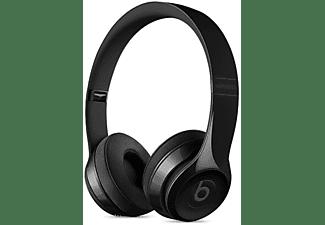 Auriculares inalámbricos - Beats Solo3 Wireless, Bluetooth, Autonomía 40 h, Gloss Black