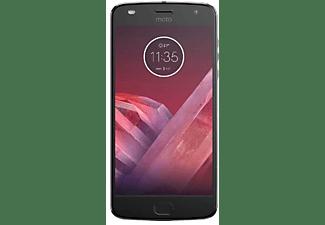 "Móvil - Motorola Z2 Play, Gris, 64 GB, 4 GB RAM, 5.5"" Full HD, Snapdragon 625, 3000 mAh, Android"
