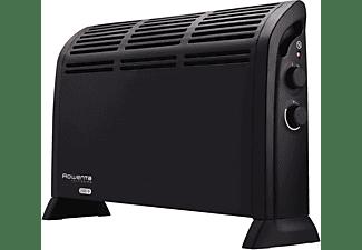Calefactor - Rowenta Vectissimo CO 3030 F1, 2400W, Temperatura ajustable, Negro