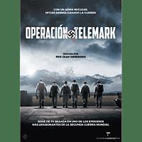 Operación Telemark - Blu-Ray