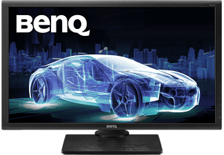 Monitor - Benq PD2700Q, 2K QHD, HDMI, negro