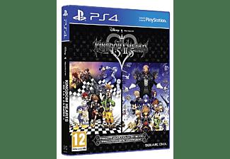 PS4 Kingdom Hearts HD 1.5 + Kingdom Hearts HD 2.5 Remix