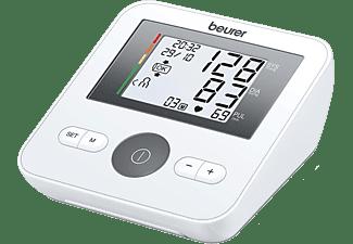 Tensiómetro - Beurer BM 27, para brazo, Pantalla LCD, Detección de arritmias