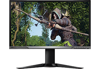 "Monitor gaming - Lenovo Y27f, 27"", Curvo, Full HD"