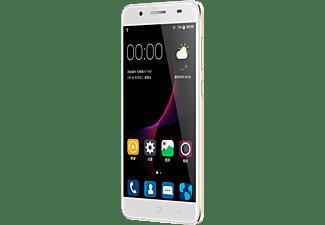 Móvil - ZTE A610 Plus, 5.5 pulgadas FHD, 4G, 8 núcleos, 32GB, Dorado