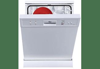 Lavavajillas - Teka LP8 700, 12 cubiertos, 4 programas, Blanco