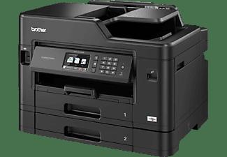 Multifunción tinta - Brother MFC-J5730DW A3, Doble cara automático, WiFi, Pantalla táctil