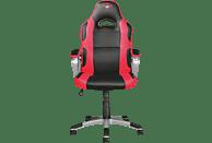 TRUST Gaming GXT 705R Gaming Stuhl, Rot/Schwarz