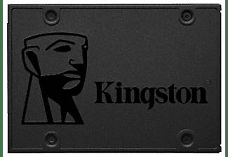 "Disco Duro SSD 240 GB - Kingston A400, SSD 240GB, Sata 2,5"", Negro"