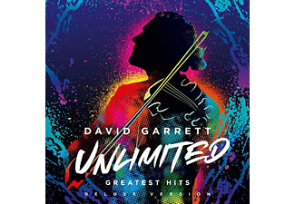 David Garrett - Unlimited: Greatest Hits (CD)