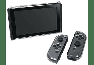 Funda - Ardistel CRYSTAL CASE, Para Nintendo Switch, 3 piezas, Transparente