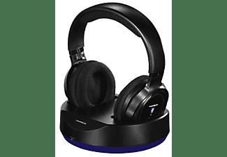 Auriculares inalámbricos - Thomson WHP6316, Bluetooth, Negro