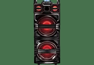 OK. OPK 1000 Bluetooth Partybox Kompaktanlage (Schwarz)