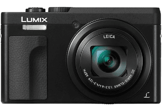 "Cámara - Panasonic Lumix DC-TZ90 negro, 20.3MP, 1/2.3"" MOS, vídeo 4K"