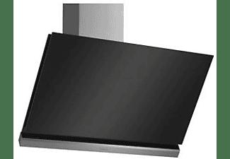Campana Bosch Dwk98pr60 Decorativa 840m3h Led Ecosilence Clase A Cristal Negro