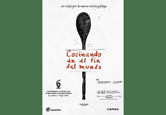 Cocinando en el fin del mundo - DVD