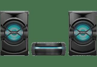 Equipo HiFi - Sony SHAKE-X30PI.EU, Bluetooth, HDMI, Reproductor DVD y CD, USB