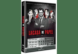 La casa de papel (Serie completa) - DVD